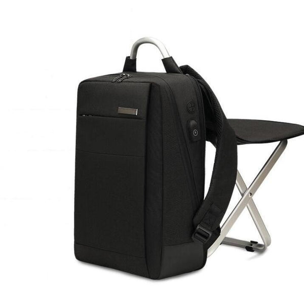 Travel Anti-Theft USB Backpack & Portable Seat
