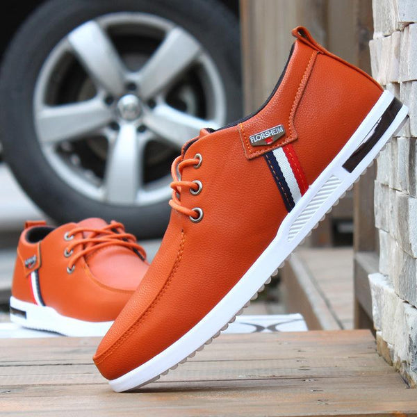 Men's Casual Lace-Up