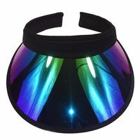 Colorful Sun Visor