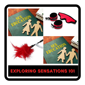 Learning Series - Exploring New Sensations 101