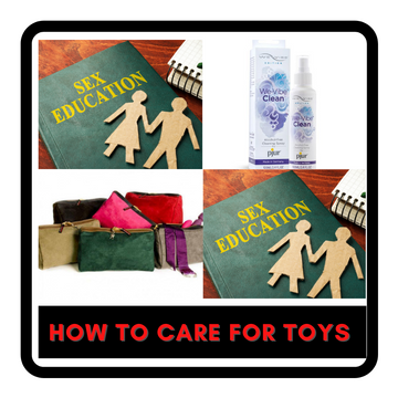 Learning Series - How To Care For Toys