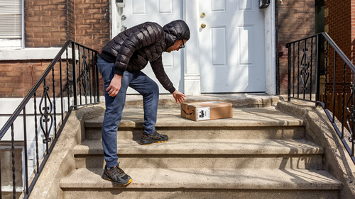 Image for The Ultimate Report on Package Theft in America