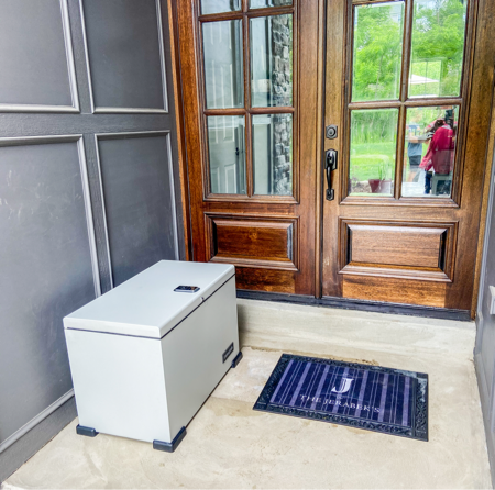 DeliverySafe Lockable Package Delivery Box