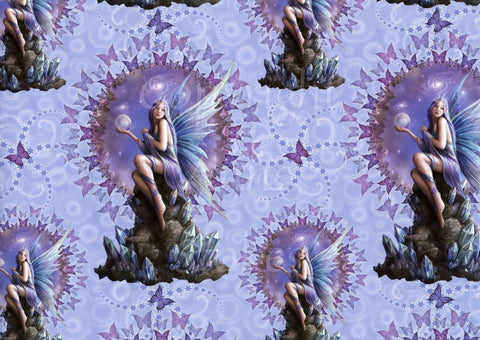 Wrapping Paper - Stargazer Fairy
