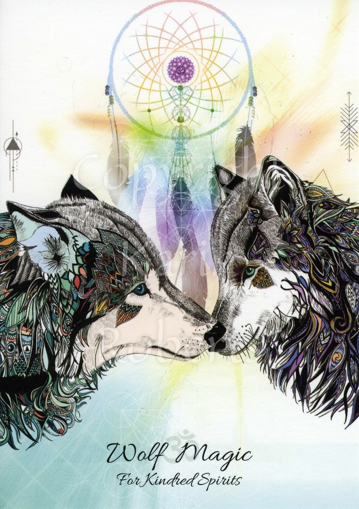 Wolf Magic - For Kindred Spirits
