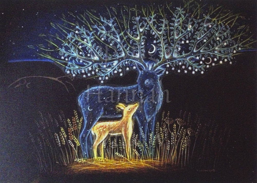 The Ancestor Stag