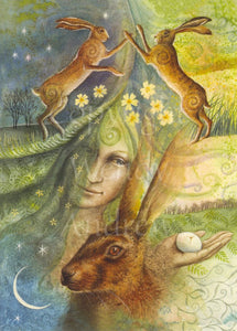 Eostre and the Hare's Egg