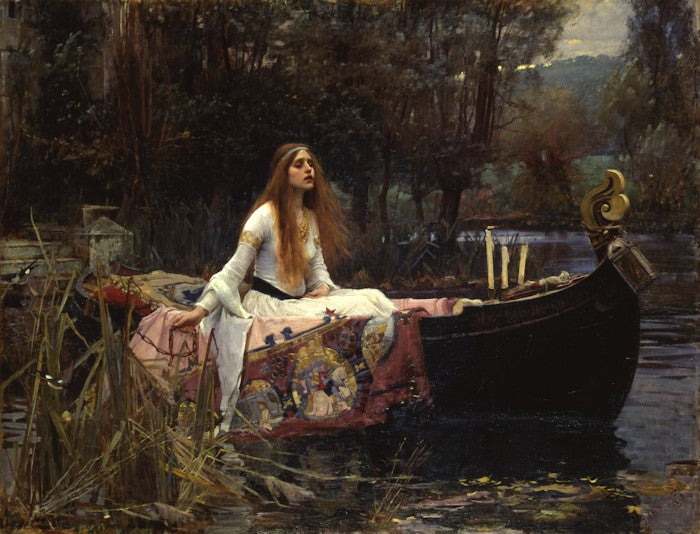 Box Set - The Lady of Shalott