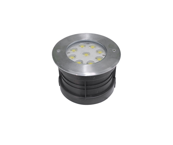 April - Incasso a suolo a led - 9W - 650Lm (400875)