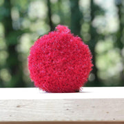Dish Scrubbie (Red)-Dish Scrubbie-Handcrafted Joy Boutique-Handcrafted Joy Boutique
