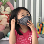 Fabric Face Mask (Granite)-Fabric Mask-Handcrafted Joy Boutique-Handcrafted Joy Boutique