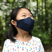 Fabric Face Mask (Navy A)-Fabric Mask-Handcrafted Joy Boutique-Handcrafted Joy Boutique