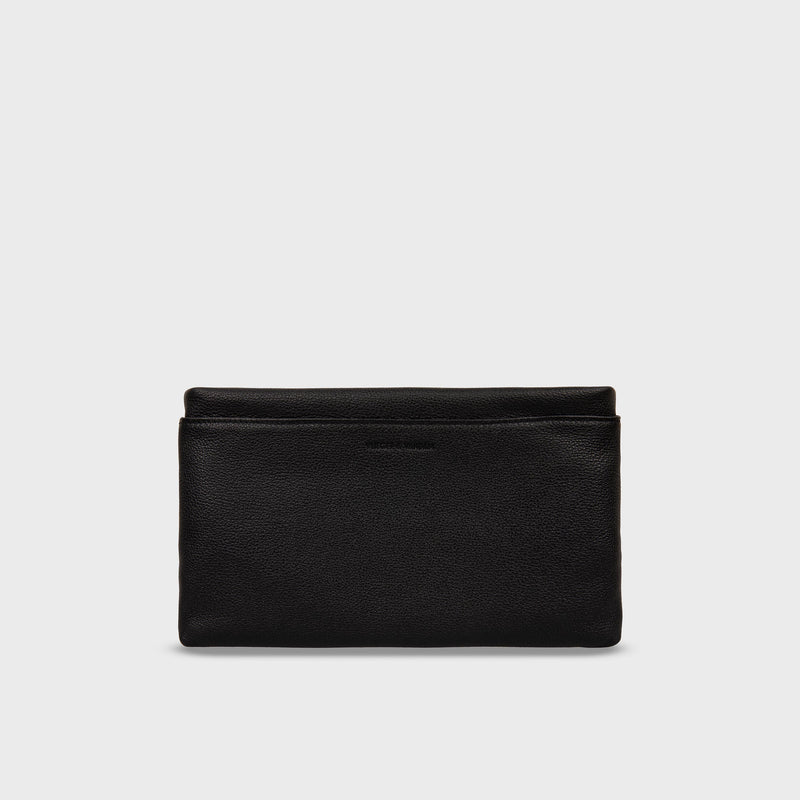 10102 Clutch Knife Black back