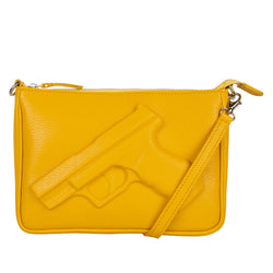 12701 Purse Gun Yellow front