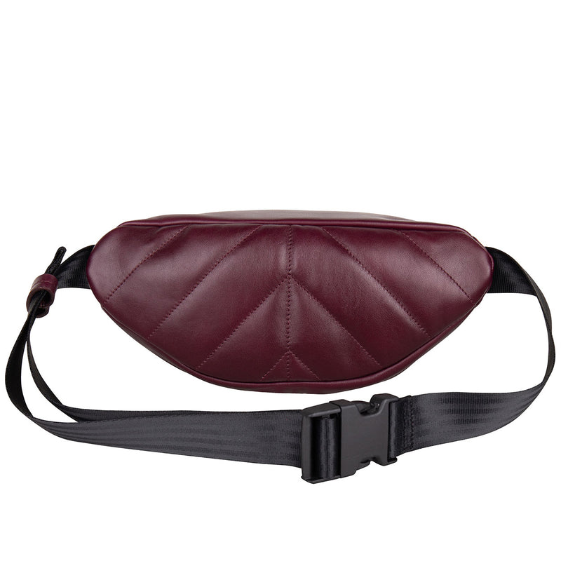 14703 Belt Bag Handcuffs Burgundy back