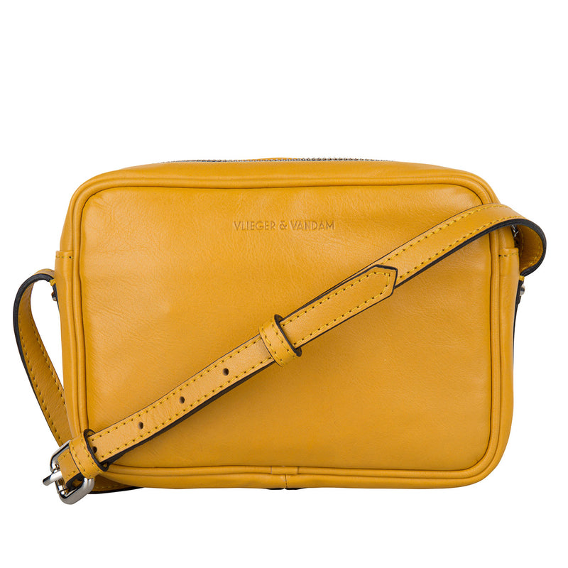 14901 Camera Bag Gun Yellow back