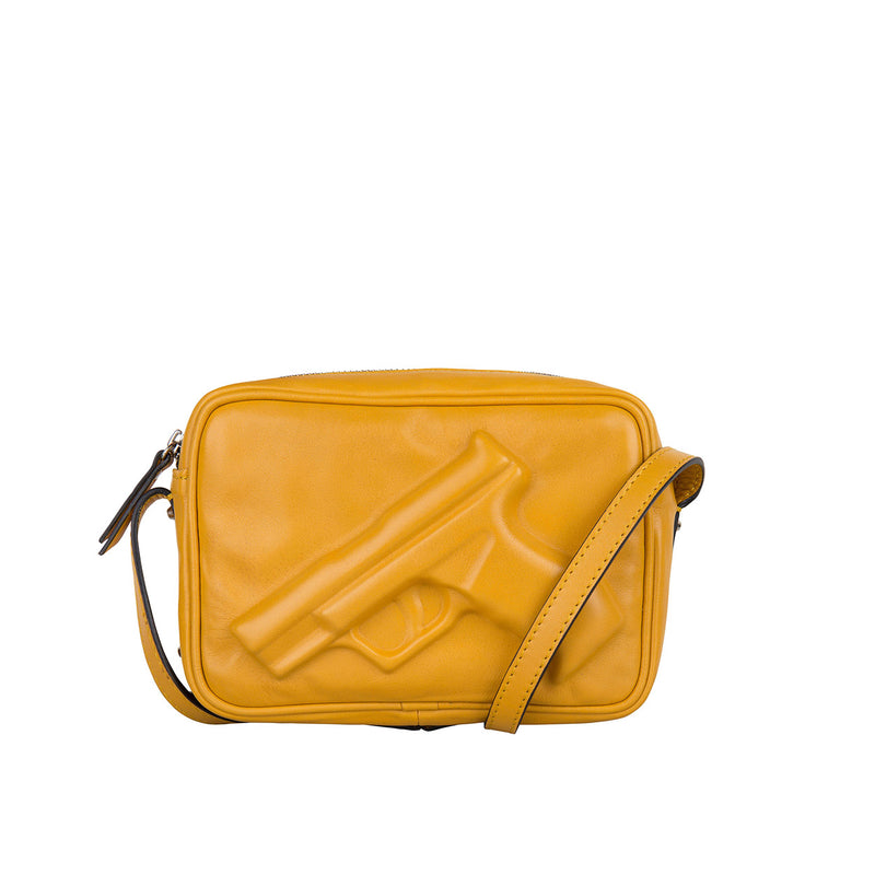 14901 Camera Bag Gun Yellow front