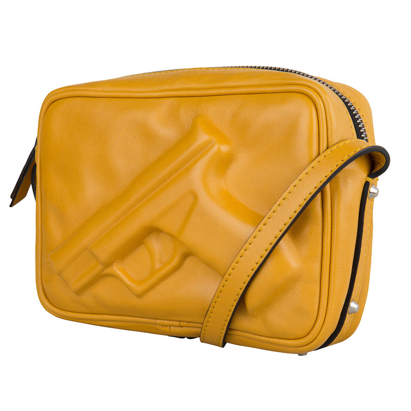 14901 Camera Bag Gun Yellow side