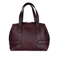15200 Carry-all Small Burgundy front