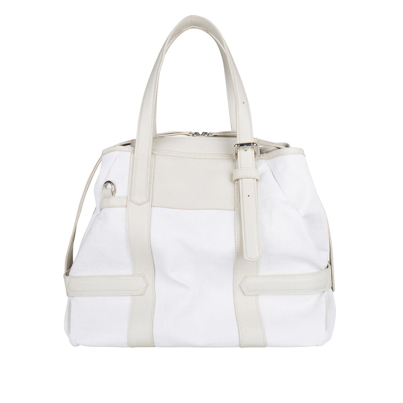 15300 Carry-all White Coated back