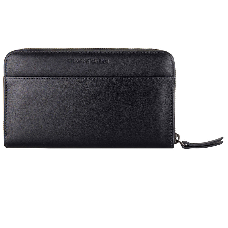 30520 My Big Fat Wallet Black back