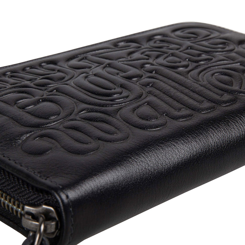30520 My Big Fat Wallet Black detail