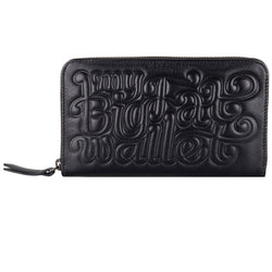 30520 My Big Fat Wallet Black front
