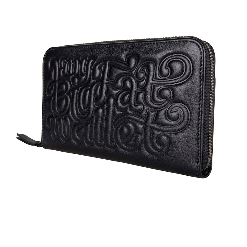 30520 My Big Fat Wallet Black side