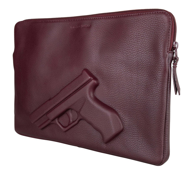 31301 Sleeve Gun Burgundy side