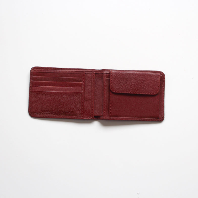 Billfold Moustache Brown