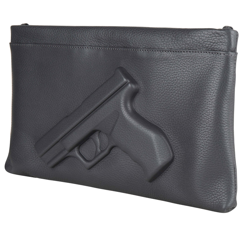 Clutch Gun Dark Grey