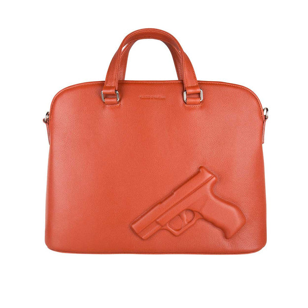 10301 Classic Large Gun Tuscan Orange front