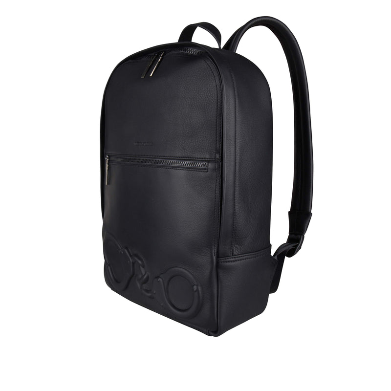 Backpack Handcuffs Black
