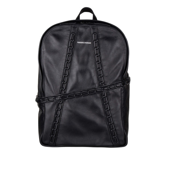 Backpack Chain Black - Vlieger & Vandam