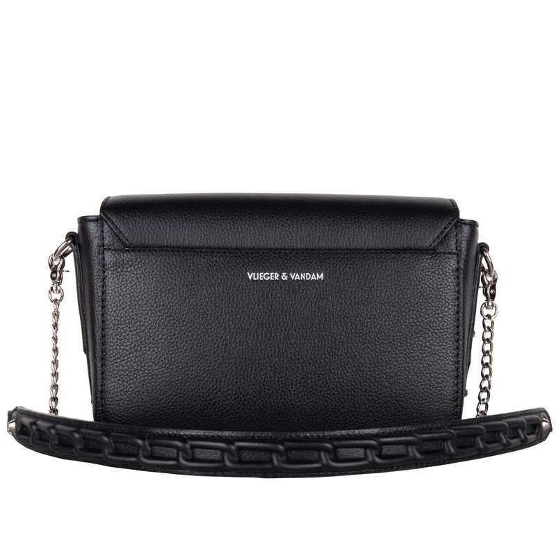 Shoulder Bag Chain Black