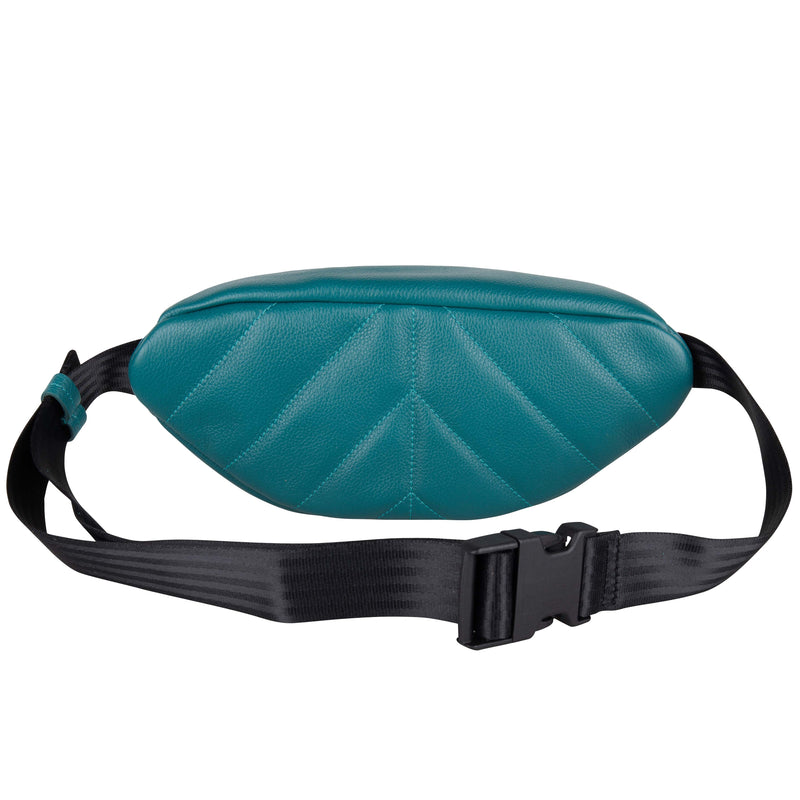 Belt Bag Handcuffs Emerald