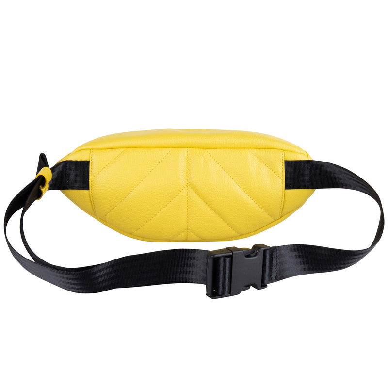 Belt Bag Snake Yellow