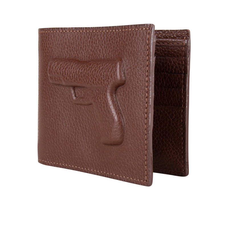 Billfold Gun Chocolate