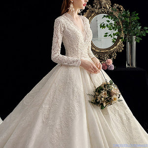 #6632 WEDDING DRESS