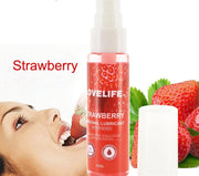 Strawberry Flavor Edible Lubricant for Massage