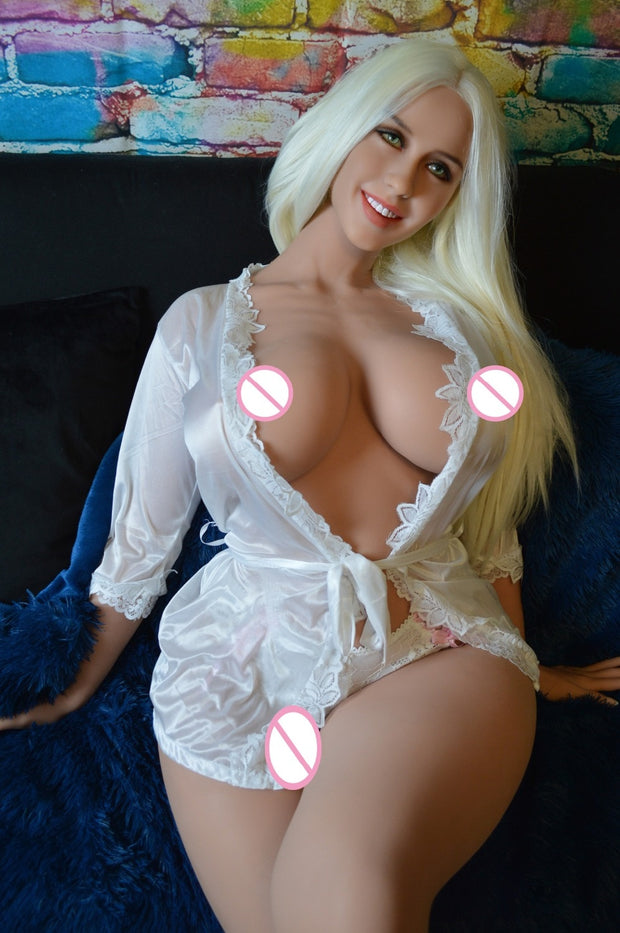 163cm Silicone Real Sex Dolls With Huge Tits And Fat Butt Japanese Adult Love Doll Big Curve male doll sex product