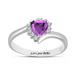 Simple love ring