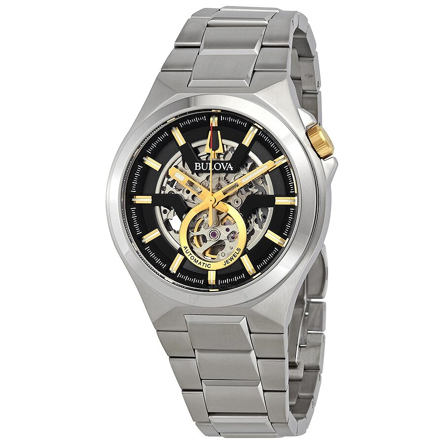 Montre Bulova automatique 98A224