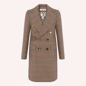 DICE KAYEK | Prince de Galles Chesterfield Coat