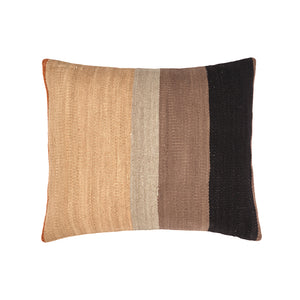 ETHNICLOOM | Elm Sage Stripe Pillow