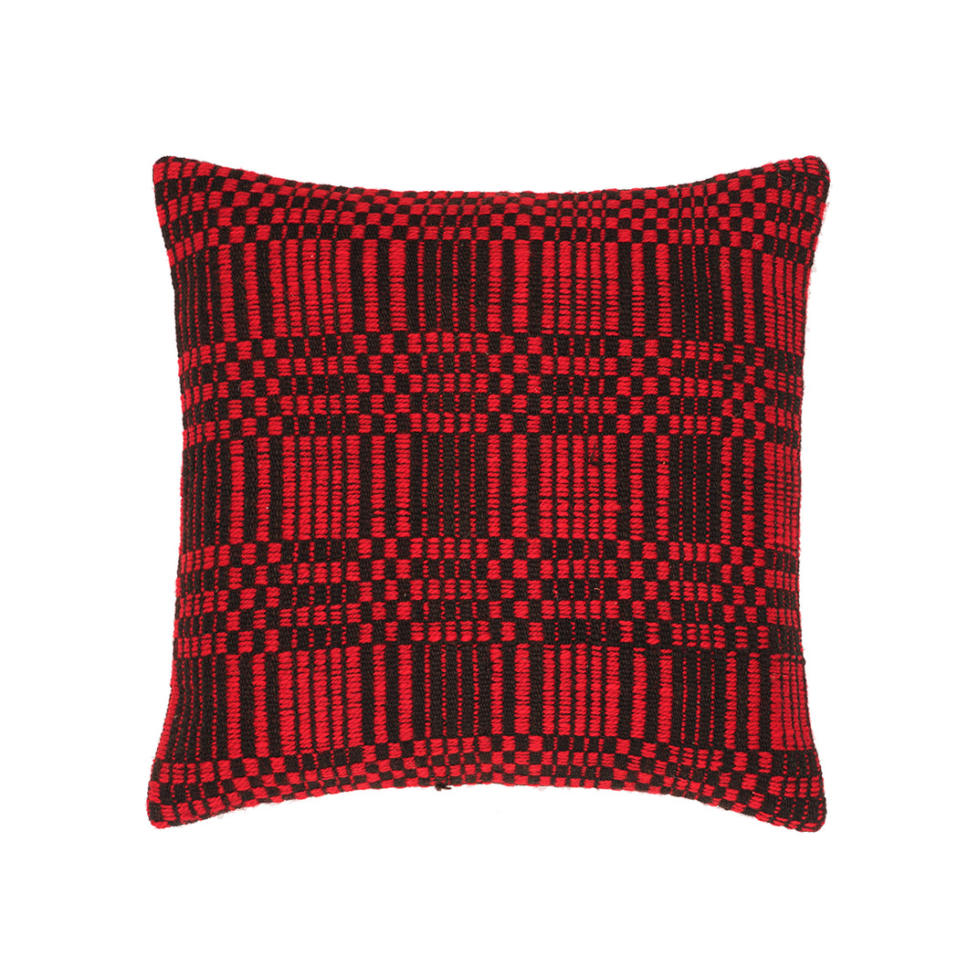 ETHNICLOOM | Elm Pattern Pillow #1