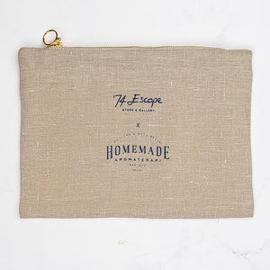 HOMEMADE AROMATERAPİ x '74ESCAPE | Collaboration with Special-Edition Bag | Home Spa Kit