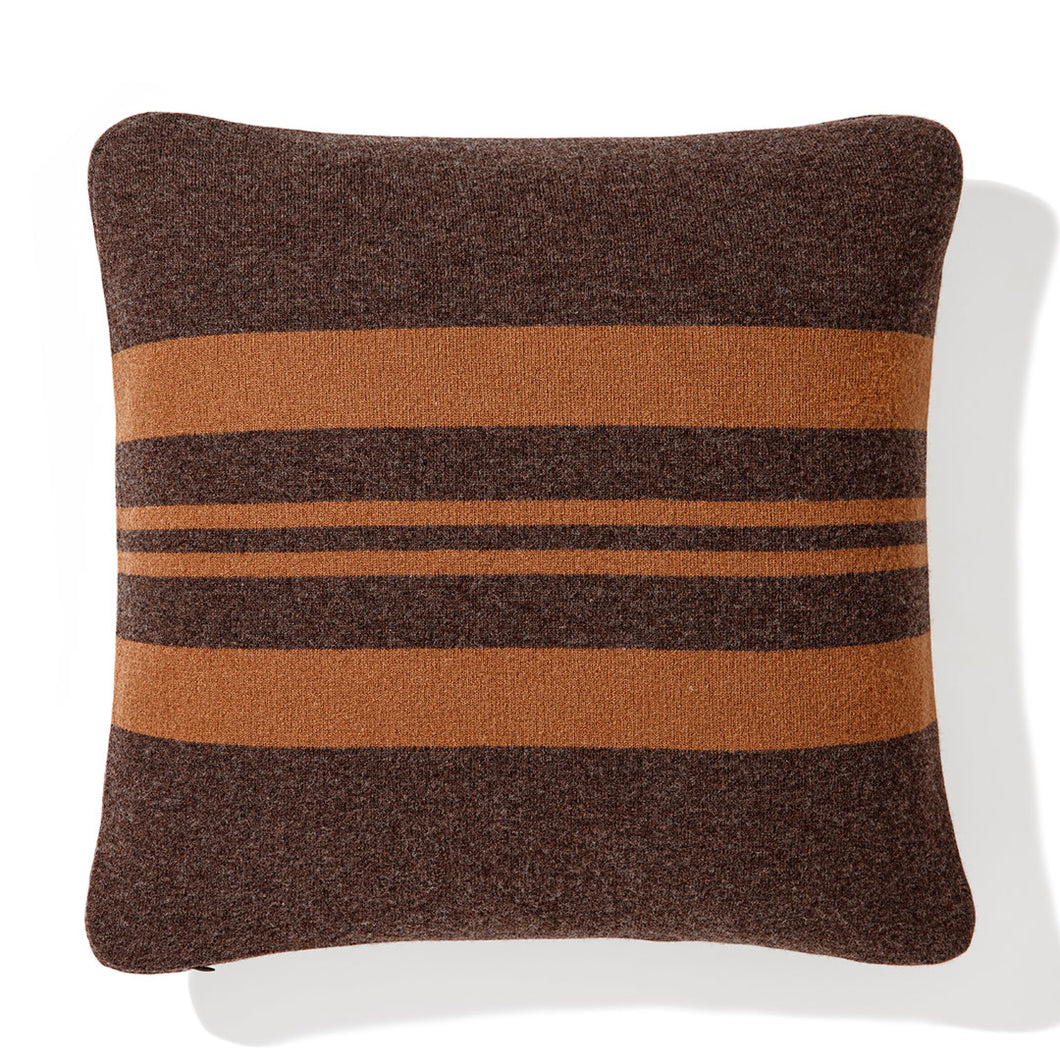ANIM | Pillow with Stripes