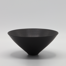 Load image into Gallery viewer, ELIZABETH GORRINGE | BOWL IN MATT BLACK #1