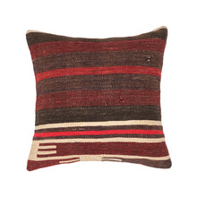 Load image into Gallery viewer, ETHNICLOOM | Elm Fragments Mix Pillow #3